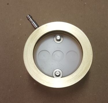 Delrin Disc with Brass Ring Assembly 02-900-227